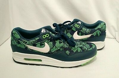 sports shoes 20f2e 850c0 Nike Air Max 1 GPX - sz. 10 - Space Blue Black Jade-