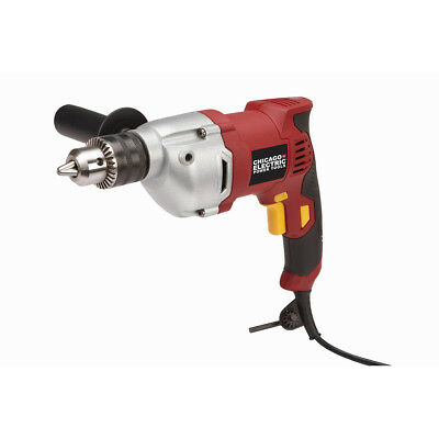 Reversible Drill 1/2 in. Heavy Duty D-Handle Variable Speed