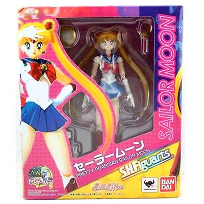 "Anime Pretty Guardian Sailor Moon Figuart Tsukino Usagi 6"" Action Figure Collect"