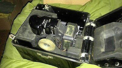 Airplane Bubble Sextant Mark V US Navy WW2