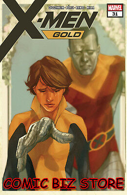 X-Men Gold #31 (2018) 1St Printing Bagged & Boarded Marvel Comics