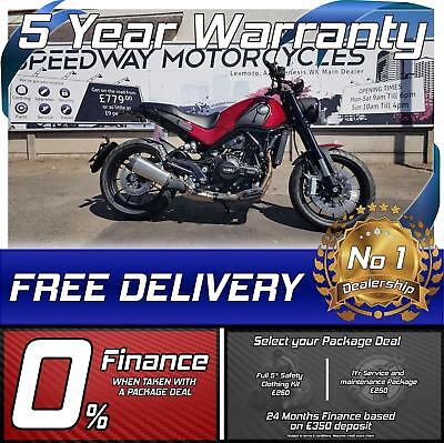 Benelli leoncino 500cc 47bhp A2 Licence scrambler classic motorcycle