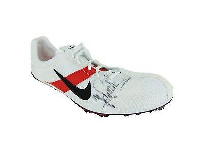 Mo Farah Signed Nike Running Olympic Champion Spike Shoe+Photo Proof*See Mo Sign