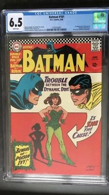 Batman #181 (Beware Of Poison Ivy)