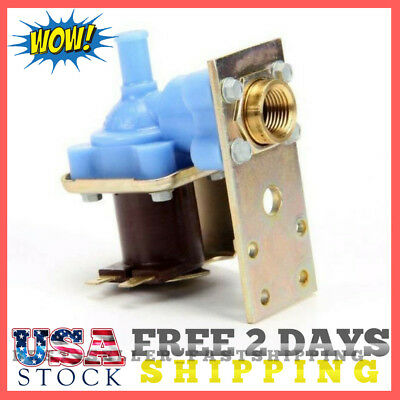 Water Valve Refrigerator Genuine Oem Replacement Part Valve And Solenoid 24V New