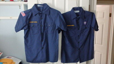 YOUTH LARGE CUB SCOUT SHIRT YOU ARE BUYING 1 FOR $11.99 only 2 left