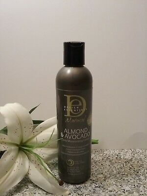 Design Essentials Natural Almondavocado Moisturizingdetangling