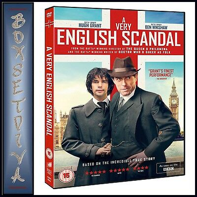 A Very English Scandal Complete Season 1 - First Season ***brand New Dvd