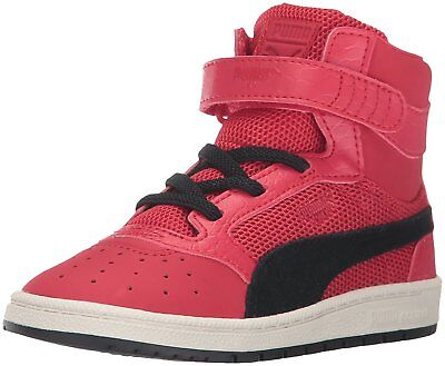PUMA KIDS' SKY II Hi Color Blocked Inf, Toreador puma Black