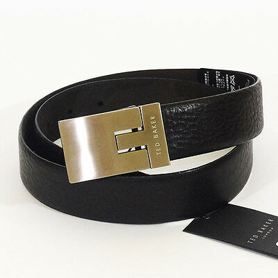 40mm Mens High Quality Patterned Real Leather Italian Belt Made In Italy 010//40