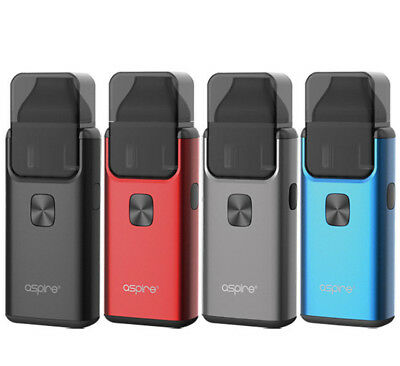 Authentic New Sealed | Breeze 2 All-In-One Kit 2 Coils U-TECH | USA SHIP aspire