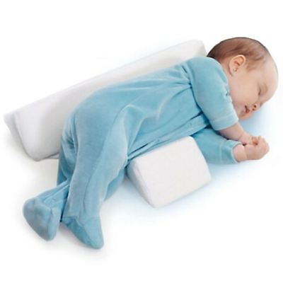 Baby Sleep Memory Foam Pillow Wedge Infant Child Support Cushion Head Rest