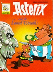 Asterix and the Laurel Wreath (Knight Books) by Goscinny   Book