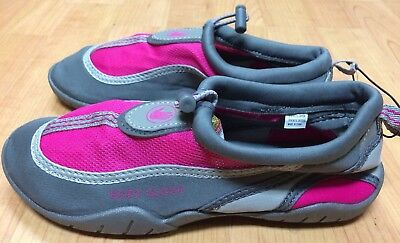 f188e9faf8be Body Glove Riptide III Women s Water Shoes Size 6 NWT Beach Surf Lake Aqua  Shoe