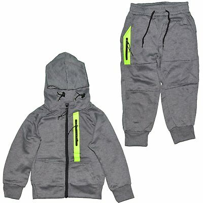 Closeout  Ensemble Complet Jogging  Enfant  Kids Ensemble Uni J222  An Ne Grade