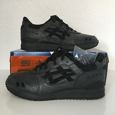 "ASICS GEL LYTE III ""Snake Pack"" Foot Locker Exclusive EU43 US10 NEU 3 Limited"
