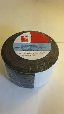 SCAPA 2501 PIB SELF AMALGAMATING TAPE 50mm x 10m , NEW full WRAPPED ROLL