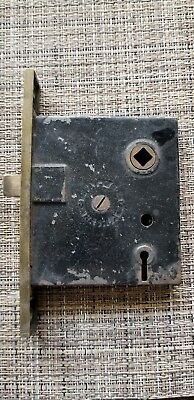 Vintage Antique Nashua Door Lock