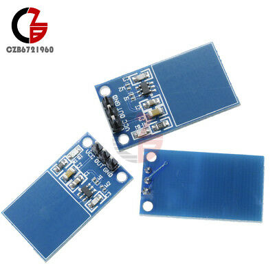 5PCS 1 Channel TTP223 Capacitive Touch Switch Digital Sensor Module for Arduino