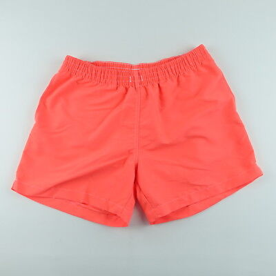 ee0657e528 Chubbies Size L Swim Shorts Trunks Mens Mesh Lined Pockets Beach Vacation  Orange