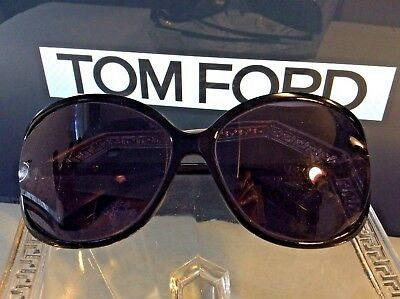 ce64d16fa NEW: TOM FORD Sunglasses, Black with Gold Detailing - $250.00 | PicClick
