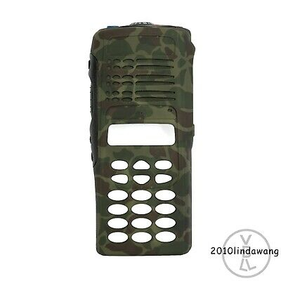 10x Camouflage Replacement Cover Housing for Motorola HT1250 Portable Radio