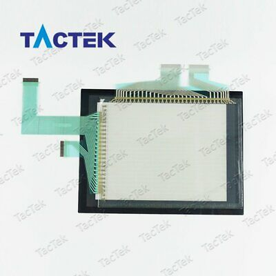 Touch Screen Panel Glass for Omron NS8-TV00B-V2 NS8-TV01B-V2 with Overlay