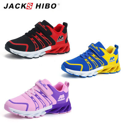 Boys Girls kids Breathable Sneakers Sport Running Althletic Toddler Baby Shoes
