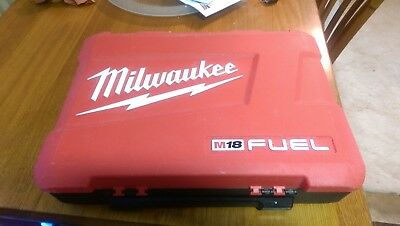 #case Only# -  Milwaukee M18 Fuel Ppa2A-402C Drill Driver Set - #case Only#