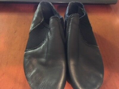 balera black jazz shoes size 2
