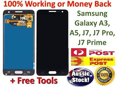 FOR SAMSUNG GALAXY J7 Pro Prime J5 Pro J3 LCD Touch Screen Digitizer
