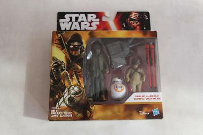 Hasbro Star Wars The Force Awakens Action Figure 2 Packs BB-8 & Unkar's Thug