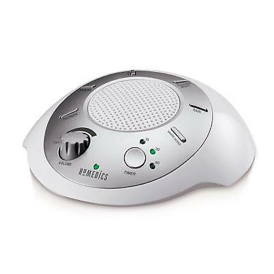White Noise Sound Machine Portable Sleep Therapy For Home Office Baby & Travel