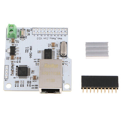8/16 Channel Ethernet Network Module Controller for Relay Module