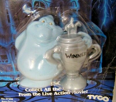 Casper Fatso Collectible Figure With Winner Trophy Tyco 1995 Ghost Figurine