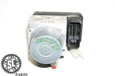 12 13 14 15 Ktm 690 Duke Abs Anti Lock Brake Pump Control Unit Tested