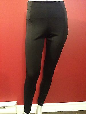 e304f4f4fdf719 WOMEN'S SIZE S/M Leggings Black NWT Bobbie Brooks - $14.99 | PicClick