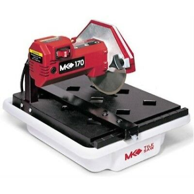 MK Diamond 157222 MK-170 1/3-Horsepower 7-Inch Bench Wet Tile Saw