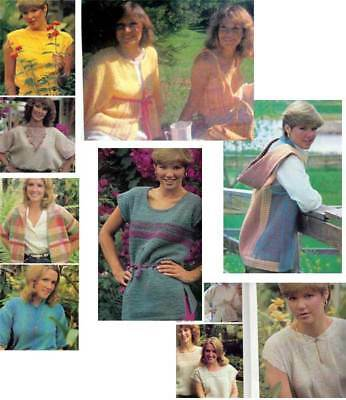 Handwoven's Design Collection 1: weaving SIMPLE SUMMER TOPS