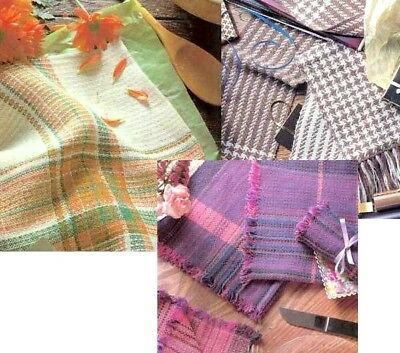 Handwoven's Design Collection 3: weaving ~ GIFTS ~