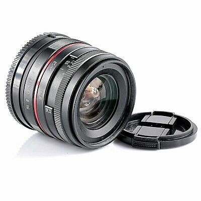 25mm f/1.8 Manual Wide Angle Large Aperture Lens FOR Olympus Panasonic M4/3 MFT