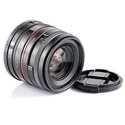 25mm f/1.8 Manual Wide Angle Large Aperture Lens FOR Sony E Mount NEX a6000