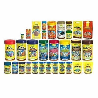 Tetra Fish Food All in One Listing Food for Gold Guppy Discus Rubin Multi Walfer