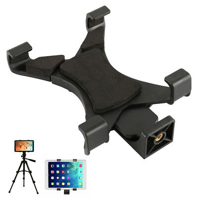 Adjustable Tablet Camera Tripod Mount Adapter Clamp Holder For iPAD2 3 4 AIR