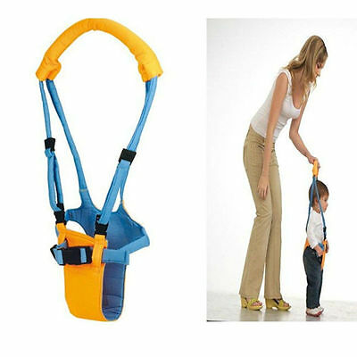 Baby Toddler Kid Harness Bouncer Jumper Help Learn To Moon Walk Assistant  fS