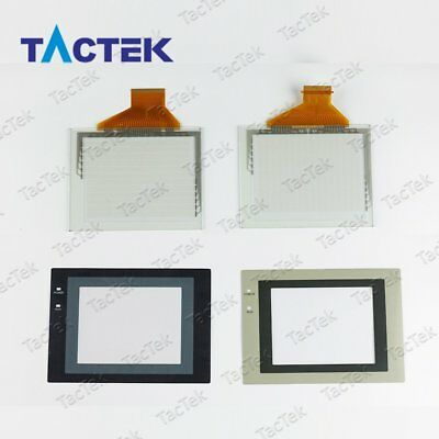 Touch Screen Panel Glass for Omron NT31C-ST141B-EV2 NT31C-ST141B-V2 with Overlay