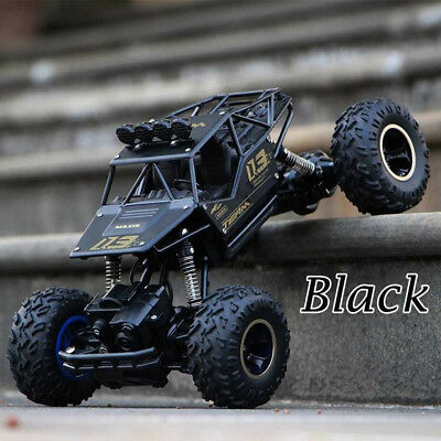 RC Car 1:16 4WD 2.4G Remote Control High Speed Monster Truck Buggy Off-Road Toy
