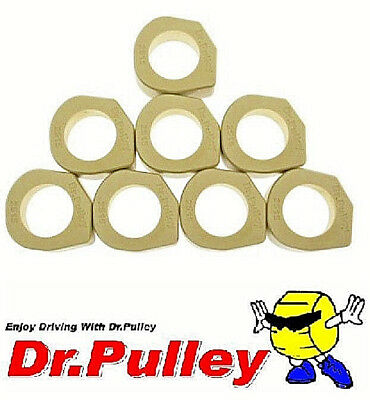 8 rollers a set  13G DR PULLEY SLIDING ROLLERS 25x15