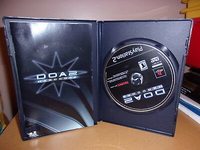 DOA2: (Dead or Alive) Hardcore (Sony PlayStation 2, 2000) PS2 Complete!