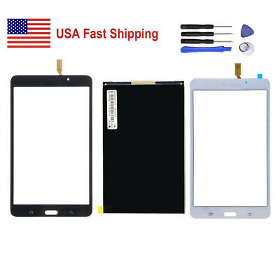 "Tab 4 7"" SM-T230 For Samsung Galaxy LCD Digitizer+Touch Screen Display SM-T230NU"